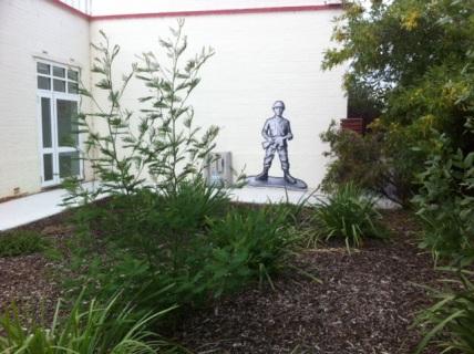 Street art paste up