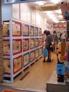 Japanese pet shop