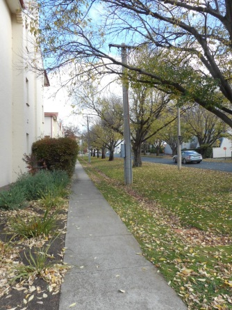 Canberra street
