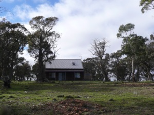 It's not all about fancy hotels.  My favourite dog-friendly holiday rental, Top of the Range in Jindabyne.